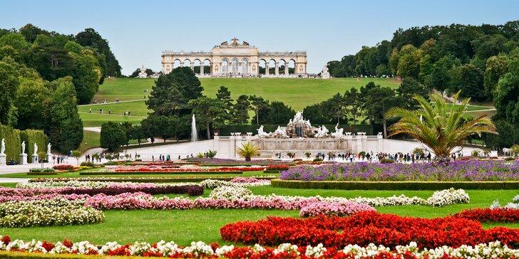 Výlet do Vídně na letní koncert filharmoniků – vstup na stání zdarma