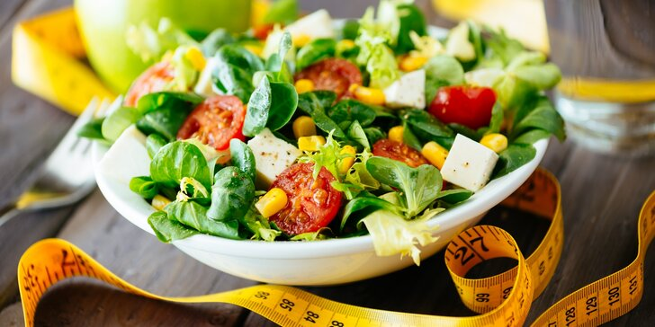 Zbavte se přebytečných kil: konzultace s výživovou poradkyní nebo jídelníček