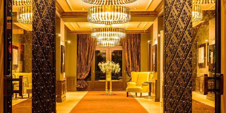 Navštivte Le Palais Art Hotel Prague a užijte si s partnerem krásný relaxační pobyt.