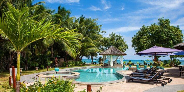 Dovolená v exotickém ráji: 6–10 nocí v 4* hotelu u pláže s polopenzí, bazén