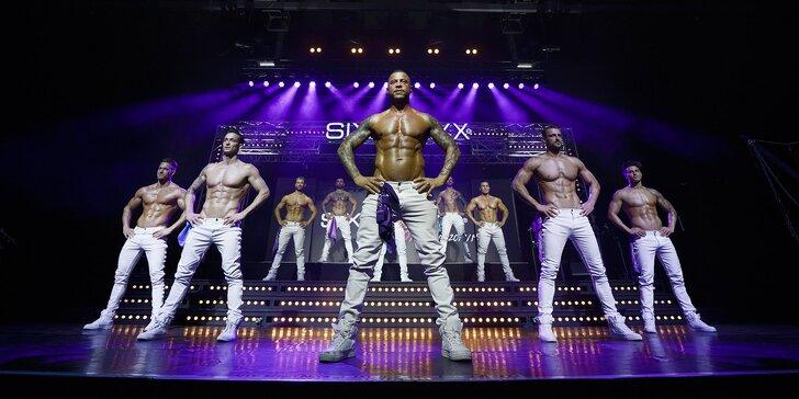 Dámy, tohle bude nářez: žhavý pánský striptýz SIXX PAXX se skvělou show