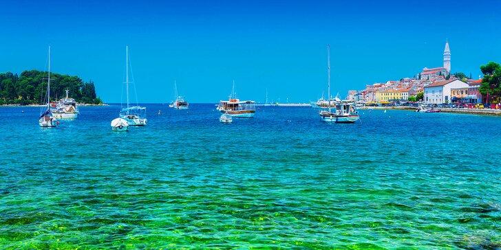 1denní koupání u moře na chorvatské Istrii s odjezdem z Prahy a Brna