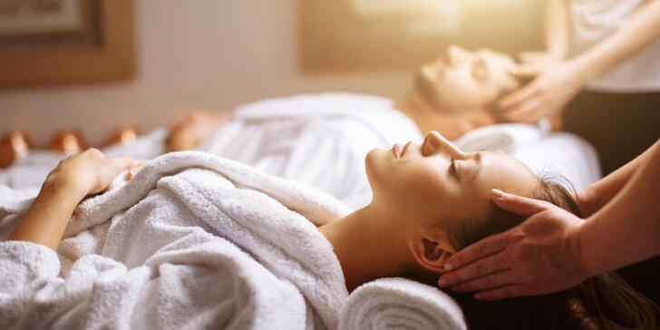 Individuální 4hodinový kurz párové masáže pro dva vč. občerstvení