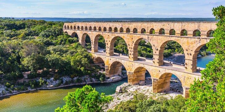 To nej z Francie: úchvatné kaňony, krásná města i Provence a 4× noc v hotelu