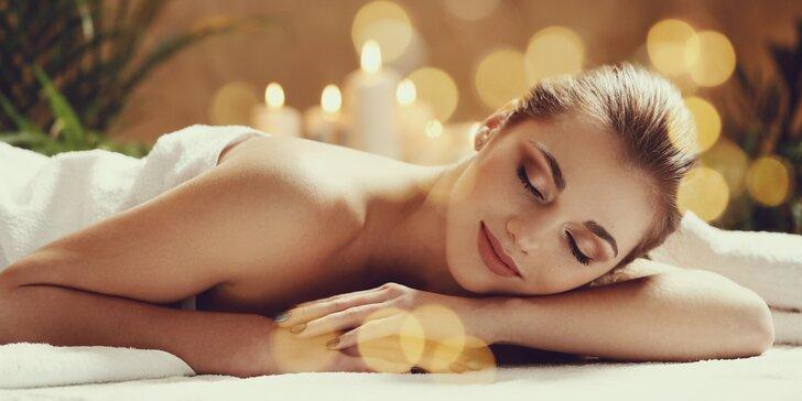 Nechte se hýčkat: relaxační masáž i masáž lávovými kameny