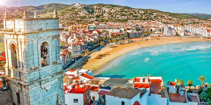 Poznávací zájezd do Španělska: 9 nocí s jídlem, koupání, léčivé bahno i výlety