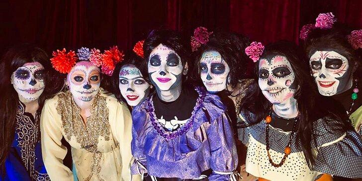 Cirkus Ohana: artistická show na motivy pohádky Coco pro celou rodinu