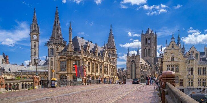 Antverpy, Bruggy, Brusel, Gent: květnový zájezd s ubytováním a snídaní