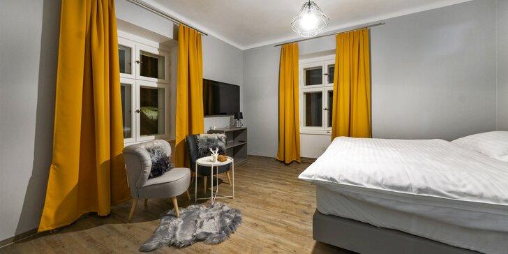 Jarní pobyt v Jeseníkách: hotel ve skandinávském stylu, snídaně a sekt