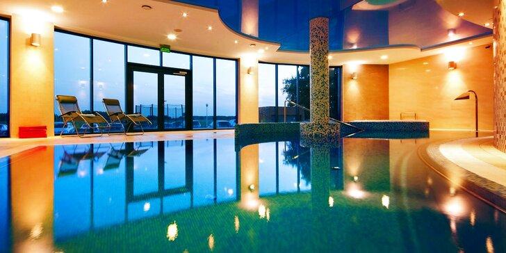 4* hotel na Baltu hned u moře: polopenze, neomezený wellness, děti zdarma
