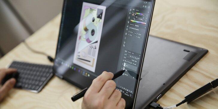 Kurz Adobe After Effects pro začátečníky v kreativní centru Vzletná
