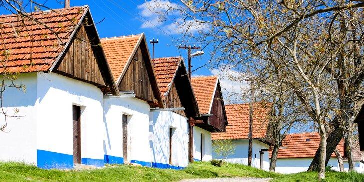 Pobyt na Moravě pro 2: se snídaní nebo polopenzí, slevou na bazén a dárkem navíc