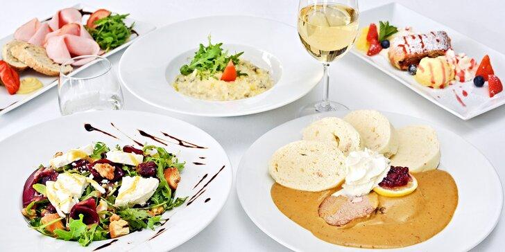 Hostina v náruči Vltavy: Voucher do restaurace na Střeleckém ostrově