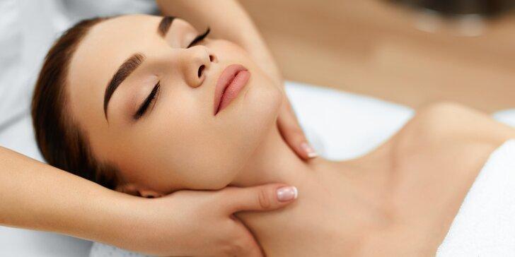 Péče v salónu Tina: kosmetické ošetření dle výběru i chemický peeling