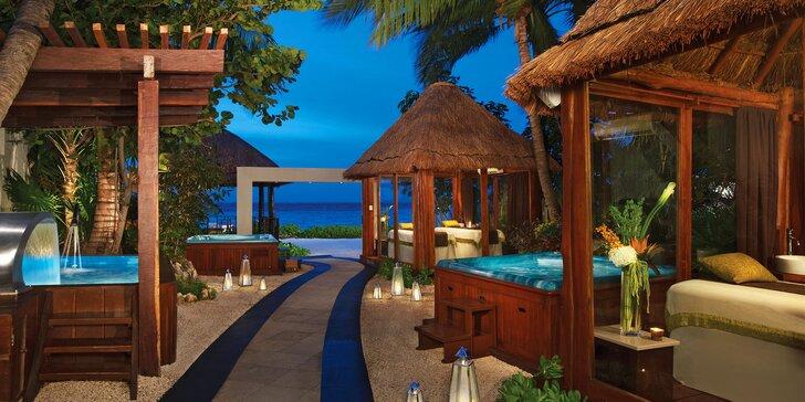 Pravá exotika v Mexiku: 7–13 nocí v 4*+ resortu u pláže, all inclusive a bazény