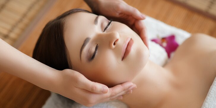 Diamond pro krásu: hubnoucí a lymfatické masáže + oxygenoterapie