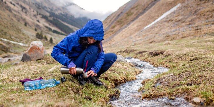 Zážitkový kurz přežití v divočině na 2 nebo 3 dny v přírodě u Prahy