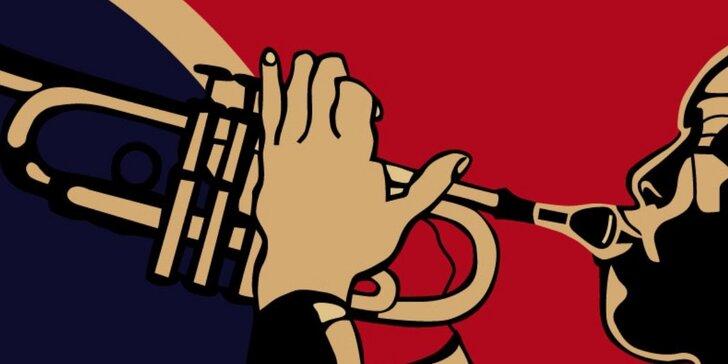 Vstupenka do jazzového klubu Reduta na koncert Bohemia Big Band