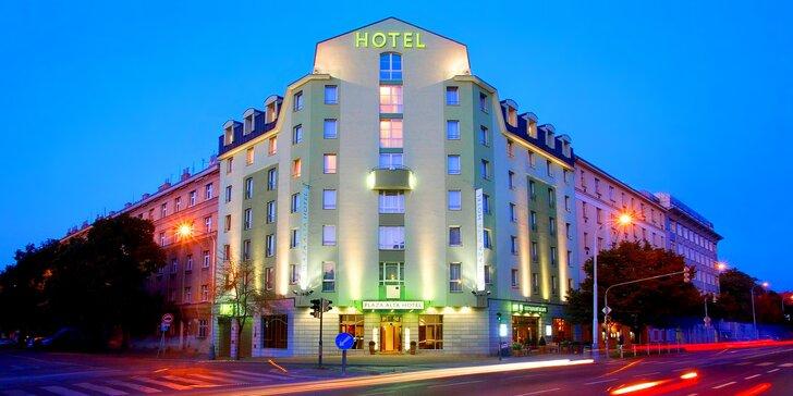 Výlet do Prahy: 4* ekologický hotel, super poloha a dítě do 11,9 let zdarma