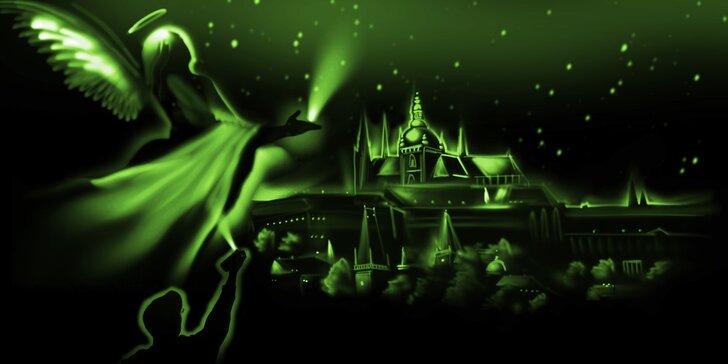 Fantazie v divadle Ta Fantastika: světelná show, která nadchne děti i dospělé