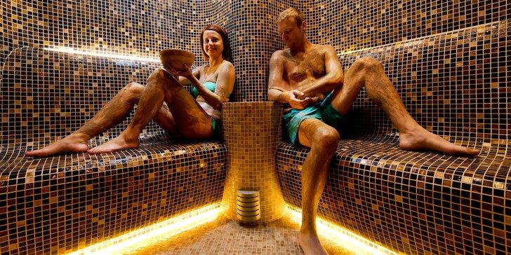 4* relaxace v Resortu Johanka na Vysočině: polopenze i neomezený wellness