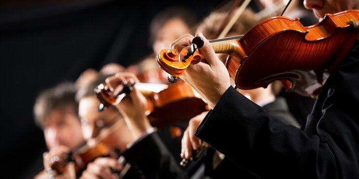 Vivaldi v podání koncertního mistra v Obecním domě ve Smetanově síni