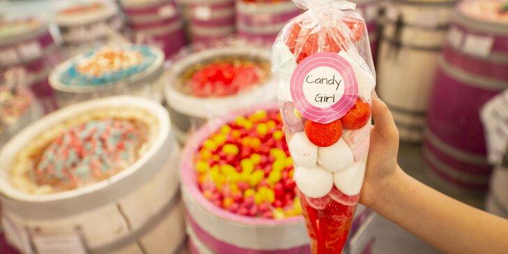 Oslaďte si den oblíbenými bonbony: gumové, čokoládové, kyselé i lékorky