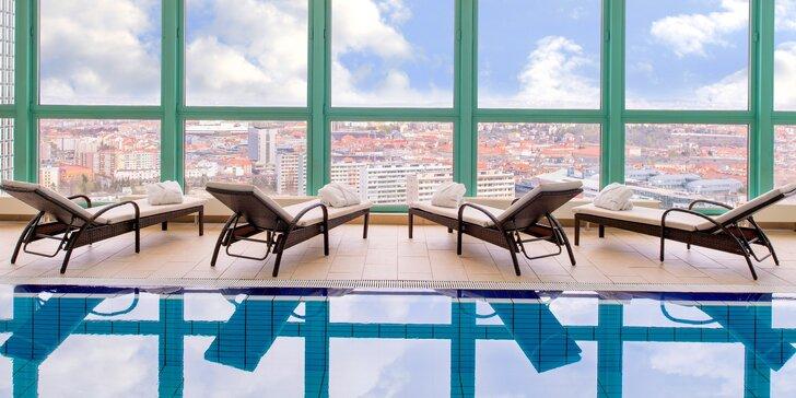2–3 dny ve 4* hotelu Panorama: snídaně či polopenze a neomezený wellness