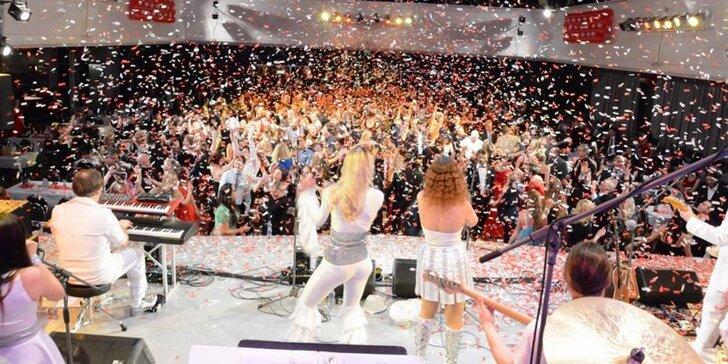 Vstupenka na koncert: Valentýn s ABBA WORLD REVIVAL v klubu Joe