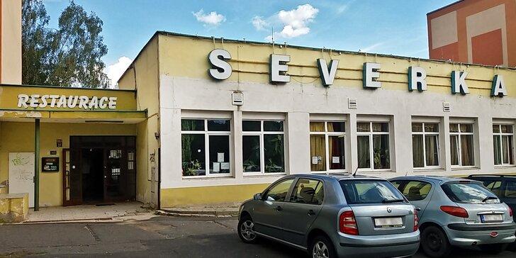 Dejte si pivo v Severce jako štamgasti ze seriálu MOST!, bude i utopenec