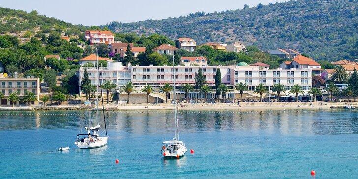 Pobyt ve 3* hotelu na chorvatském ostrově Korčula s All Inclusive Light