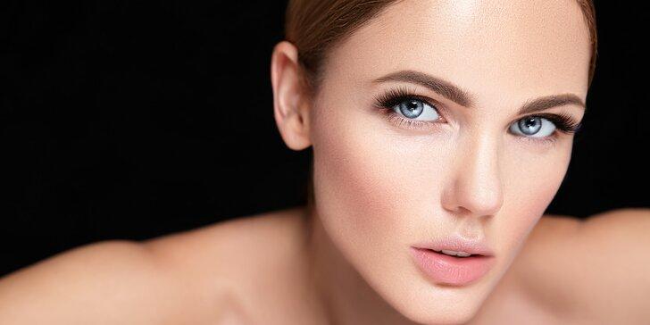 Kosmetické ošetření dle výběru ze 4 druhů: 45, 60, 90 nebo 120 minut