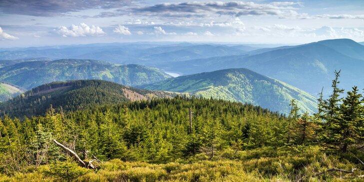 Klid a pohoda na samotě u lesa: 3 dny s polopenzí jen 200 m od sjezdovky