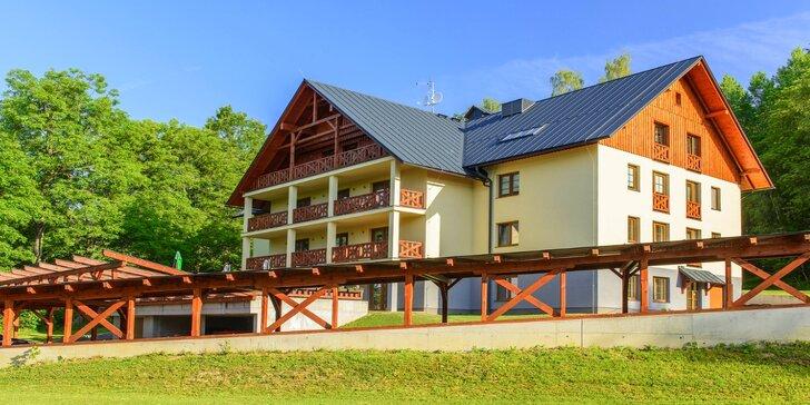 3 aktivní jarní dny v Krkonoších: pobyt v útulných apartmánech