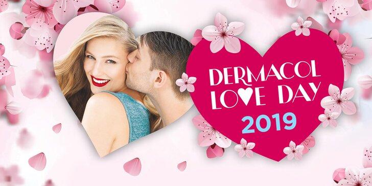 DERMACOL LOVE DAY v Grébovce: taška s dárky, zábava a koncert Mandrage