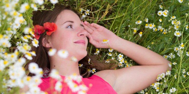 Exteriérové focení: udělejte si krásné fotky samostatně, v páru či s rodinou