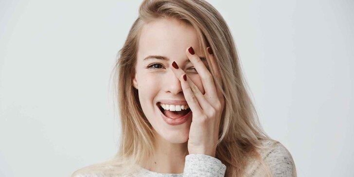 Pečujte o své nehty: Manikúra s lakováním nebo gel lakem značky O.P.I.