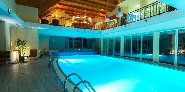 Jarní pobyt s polopenzí u Tater: výlety i neomezený relax ve wellness a bazén