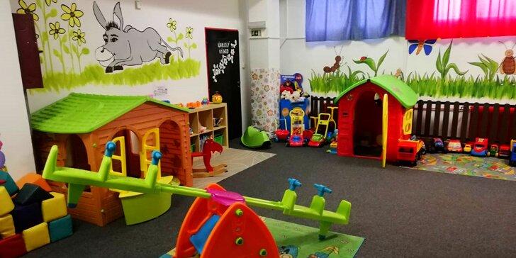Vstup do dětské herny Prckův ráj v Karviné či Havířové pro 1 i 2 děti