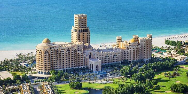 Za relaxací do emirátu Ras Al Khaimah: 4–9 nocí v 5* resortu s plnou penzí