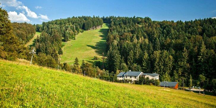 Slovenské Beskydy: pobyt s polopenzí a wellness pro 2 nebo 3 osoby