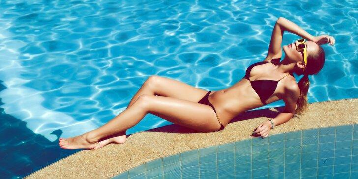 Připravte svou pokožku na jaro: roční permanentka do solária