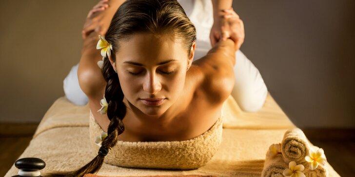 Relaxace po thajsku: exotická Bali nebo detoxikační masáž