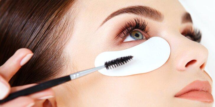 Pro smyslný pohled i bez umělých řas: lash lifting a lash botox