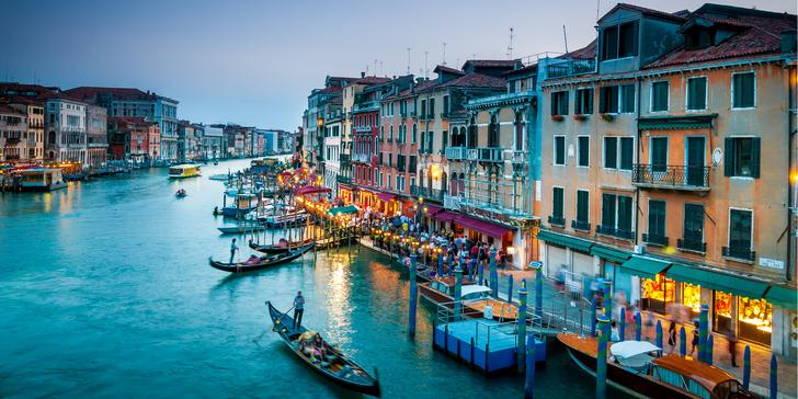 Oslavte Velikonoce v jednom z nejpůsobivějších italských měst – v Benátkách