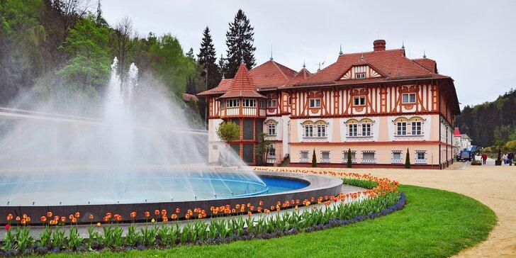 Odpočinek v Luhačovicích se snídaní, návštěvou pražírny kávy nebo bazénem