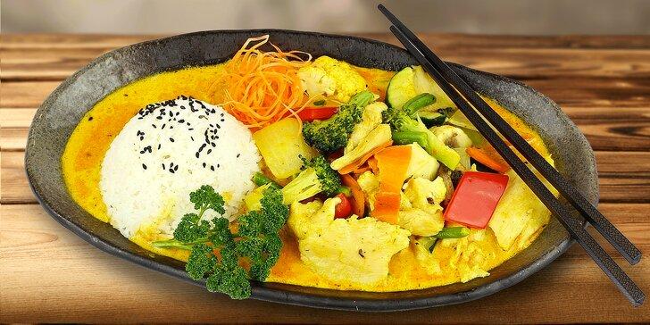 Dopřejte si chuť Asie: ginkyo phở nebo mango omáčka pro 1 i 2 osoby