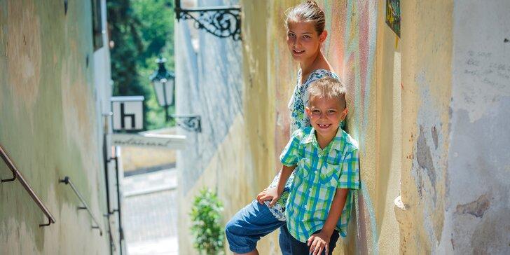 Praha pro děti - speciální procházky pro rodiny s dětmi