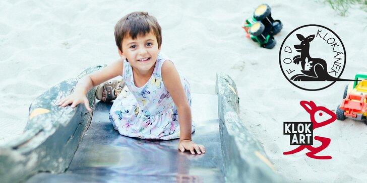 Pomozte nám pomáhat: udělejte dobrý skutek pro ohrožené děti z Klokánku