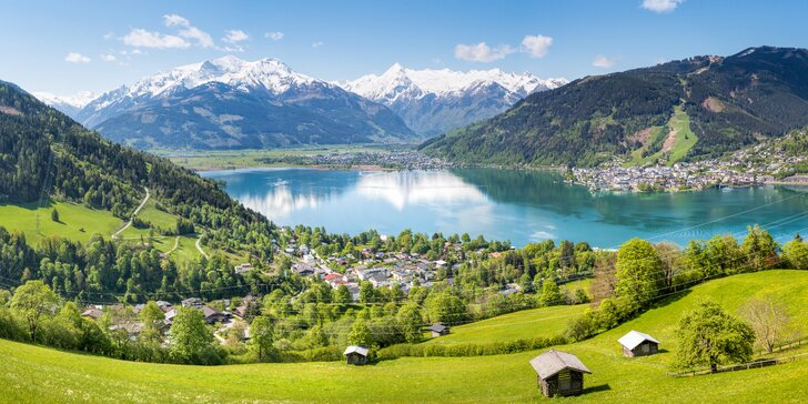 Dvoudenní zájezd autobusem k nejvyšším vrcholkům rakouských Alp